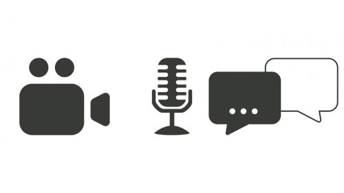 Micro Learning audio video and text