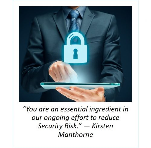 Cyber Security quote