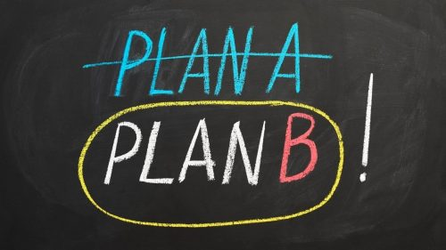 eLearning provides a backup plan
