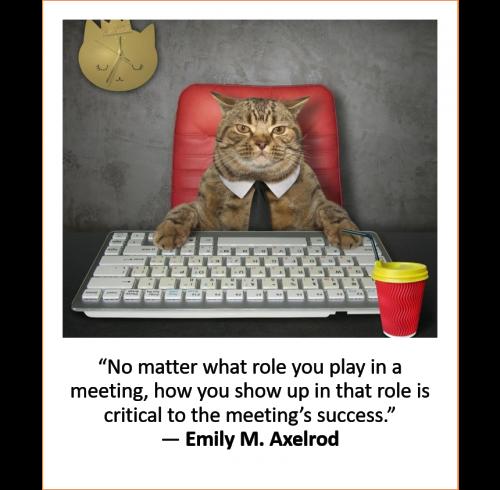 virtual meetings quote