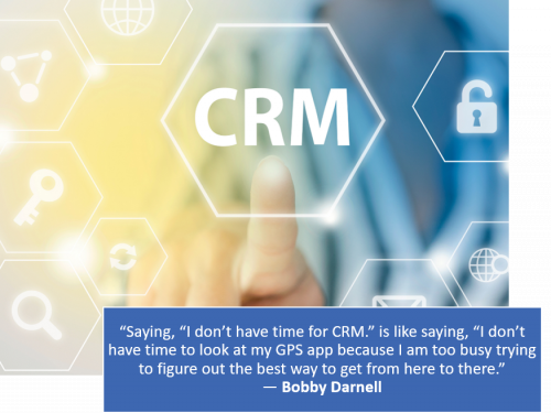 CRM Boosts Sales Quote