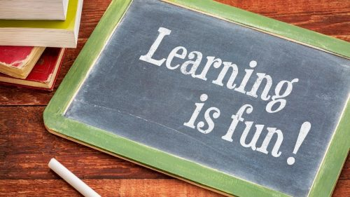 Create fun and interactive Training