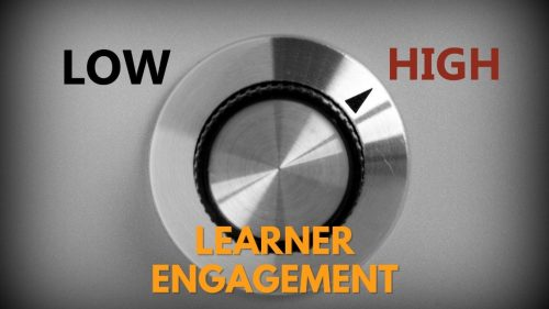 Interactive Training - learner engagement