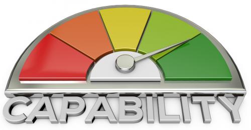 Stabilizing process Capability