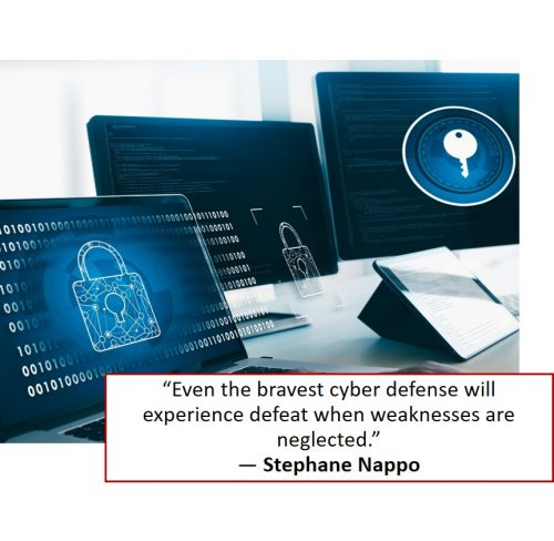 Cyber Security Cyber crime quote