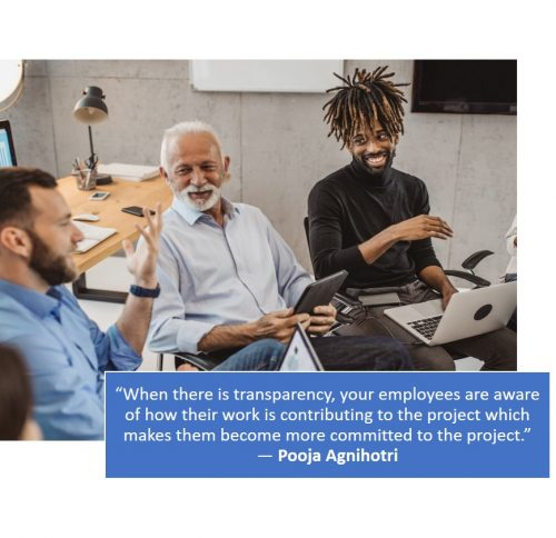 Project management quote