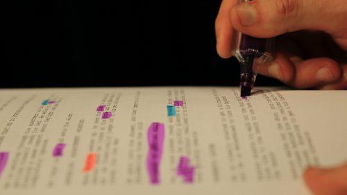 Writing Scripts