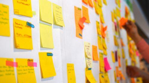 Project management app - task management