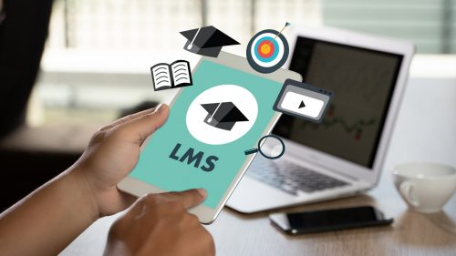 What does an LMS do