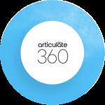 Articulate 360 Logo - powerpoint addon