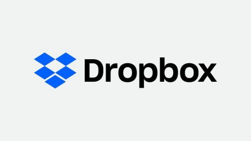 dropbox logo - hybrid workplace