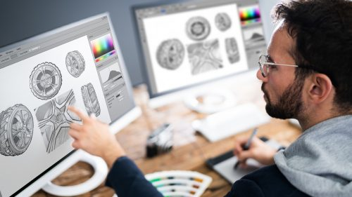 Graphic Artist - roles in elearning development