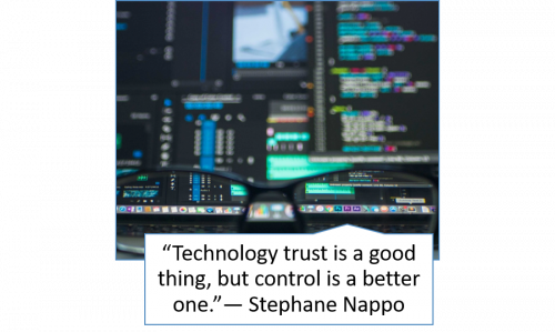 quote image - data security in dropbox